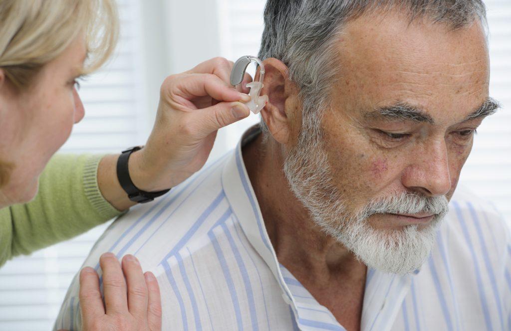 controllo apparecchi acustici